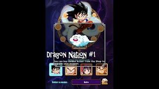 Dragon Nation [ Dragonball Z ] #1 Antesten  [ Deutsch /Germen] Let's Play