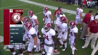 2016 #1 Alabama vs. #19 Ole Miss (HD)