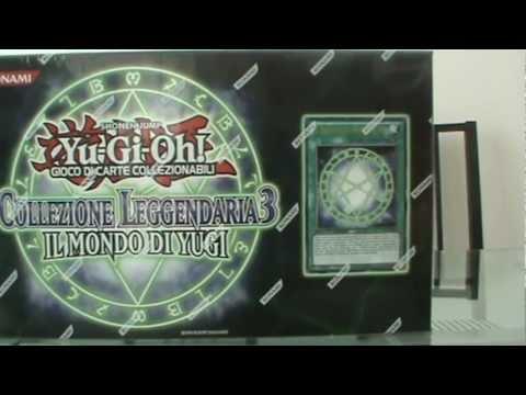 100° Video Apertura Legendary Collection 3 il mondo di Yugi WARNING PULL