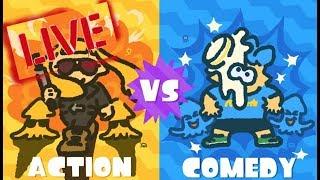 🔴 [LIVE] SPLATFEST!!! LET'S GO COMEDY!! COME JOIN!! :)