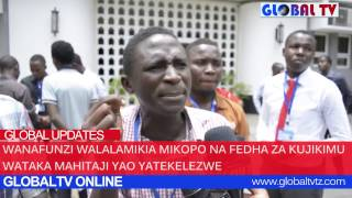 Wanafunzi UDSM Walalamikia Mikopo