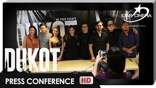 [FULL] 'Dukot' Press Conference | Enrique Gil | Star Cinema, TEN17