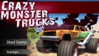 Crazy Monster Trucks - Download Free at GameTop.com