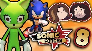 Sonic Forces: Goin' for Jackpot - PART 8 - Game Grumps