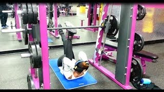 NICKYS VERTICAL LEG PRESS ROUTINE FOR SEXY LEGS AND BUTT