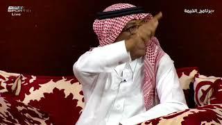 عدنان جستينيه - أتمنى أن أدافع عن اتحاد كرة القدم ولكن ما يعطي فرصة #برنامج_الخيمة