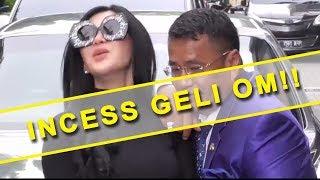 MENANG BANYAK !! Syahrini Geli saat Dipeluk Hotman Paris | Kasus First Travel