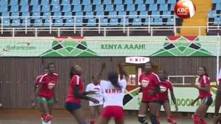 National under 23 women's volleyball team intensify training ahead of World championship