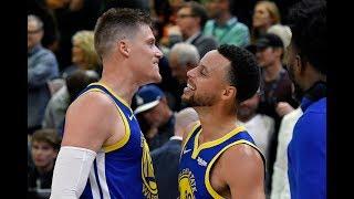 Golden State Warriors vs Utah Jazz | October 19, 2018