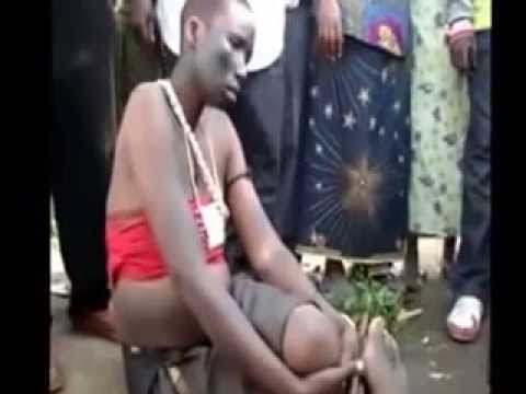 WITCHCRAFT, VOODOO - SATANISM AND HUMAN SACRIFICES, IN AFRICA EXPOSED! -  PART ONE