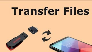 How To Transfer Photos From Mobile To Pendrive