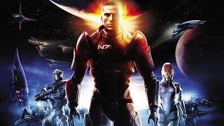 Mass Effect Game Movie (All Cutscenes) 1080p HD