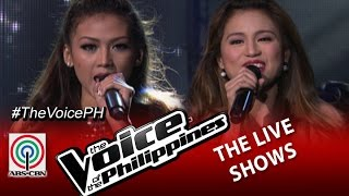 Arianna Grande Medley  by Toni & Alex with Team Sarah,Team Lea Top 3 Artists