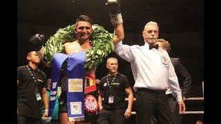 Jama saidi vs deda | highlights | 1 minute video | boxing | edit