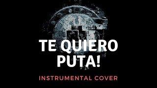 Rammstein - Te Quiero Puta Instrumental Cover (Live Version)