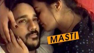 (VIDEO) Anita Hassanandani and Rohit Reddy Midnight Masti