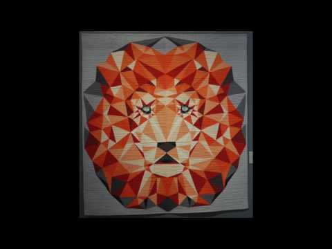 The Quilt Show TQS Looks at Modern Quilts at the San Jose Museum of Quilts & Textiles