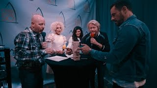 Little Big Town may have busted Block Party!