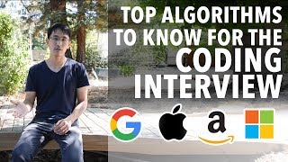 Top Algorithms for the Coding Interview (for software engineers)
