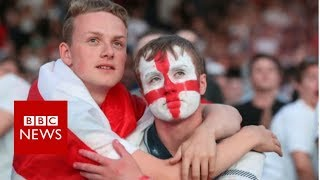 World Cup 2018: 'Let's give them a heroes' welcome' - BBC News
