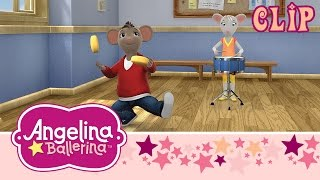 Angelina Ballerina - Cheesington Cheese Roll Dance