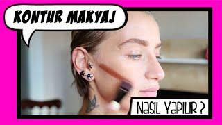 Kontur Makyaj Nasıl Yapılır | Didem Soydan