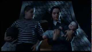 Addams Family Values - 1993 - Gomez, Morticia, Fester, Pubert