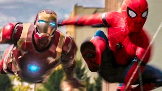 Download SPIDER-MAN: HOMECOMING All Trailer + Clips (2017) 3Gp Mp4
