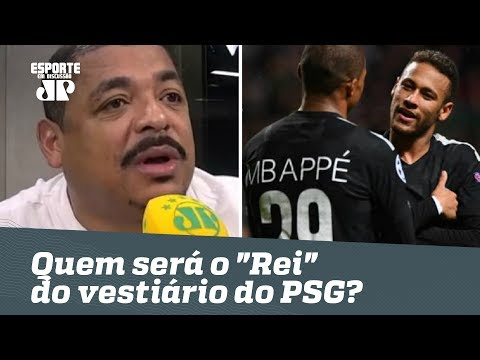 Xxx Mp4 E O Vestiário Do PSG VAMPETA Projeta Relação Neymar X Mbappé 3gp Sex