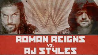 WWE EXTREME RULES 2016 ORAKEL - WWE CHAMPION: Roman Reigns vs. AJ Styles | Let's Play WWE 2K16