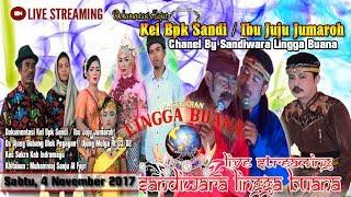 LIVE STREAMING SANDIWARA LINGGA BUANA  PENTAS MALAM  , Sabtu,4 November 2017