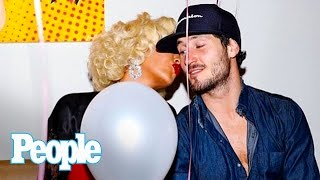 DWTS: Amber Rose Hooking Up With Val Chmerkovskiy? He Responds | People NOW | People