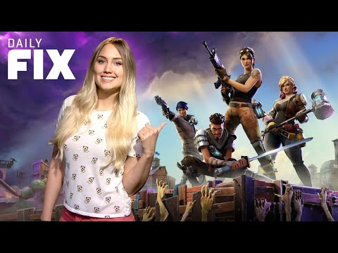 Xxx Mp4 Fortnite Battle Royale Will Be Free To Play IGN Daily Fix 3gp Sex