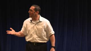 Rediscovering Personal Networking: Michael Goldberg at TEDxMillRiver