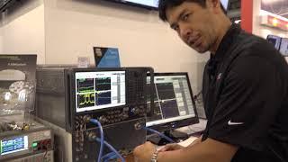Measuring T/R Modules with Keysight PNA-X