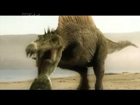 Prehistoryczne B Spinozaur 3 Część 2