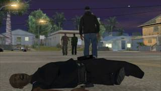 End of the Line - GTA: San Andreas Mission #103