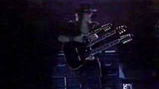 Richie Samborra Acoustic Solo In Moscow '89