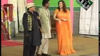 Amanat Chan & Megha Full Funny Pakistani Stage Drama 2016   YouTube