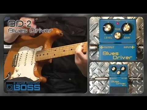 BD 2 Blues Driver BOSS Sound Check