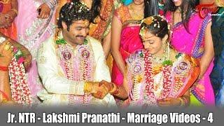 Jr. NTR - Lakshmi Pranathi - Marriage Videos - 04