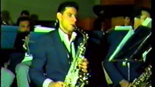 Lebanese Scout Association - Beirut Symphonic Band - XMAS Concert 1988 Part 3