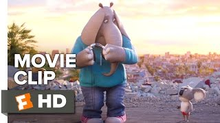 Sing Movie CLIP - Hallelujah (2016) - Tori Kelly Movie
