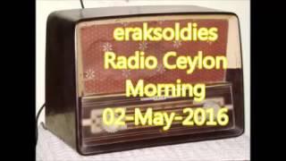 Radio Ceylon 02-05-2016~Monday Morning~01 Film Sangeet - Chhup Chhupke