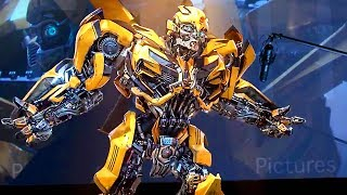 Bumblebee Thinks He Is A POPSTAR ! (2017) Transformers 5 Funny Bonus Scenes & Bloopers