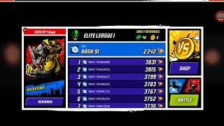 Tenage mutant ninja turtles legends (episode 2)