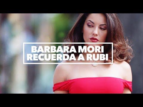 Barbara Mori Recuerda Rubí A 10 Años
