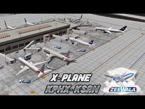 Xxx Mp4 KPHX To KSAN EADT X737 V5 0 1 In X Plane 10 10 01 2016 3gp Sex