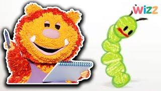 Get Squiggling - Caterpillar Episode