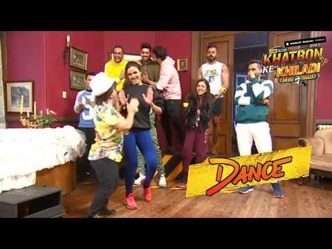Xxx Mp4 Khatron Ke Khiladi 9 Jasmin Bhasin Awesome Dance Moves जैसमीन भसीन का शानदार डांस 3gp Sex